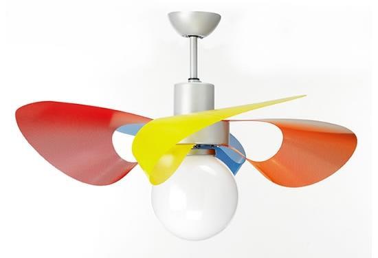 Cristalensi - Ventilatori con lampade