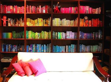Arcobaleno di libri