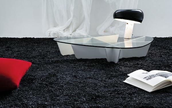 tavolo pranzo rotondo marmo greeny bonaldo: sedie per la sala da ... - Tavolino Salotto Piano Vetro Palestrina